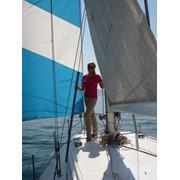 Организация морских прогулок на яхте, аренда яхты, услуги отеля, Крым, Новый Свет фото