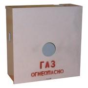 Кожух-шкаф защитный металлический универсальный для регулятора давления газа и газового счётчика фото