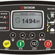 DATAKOM DKG-309 MPU Контроллер автоматического управления генератором и ввода резерва фото