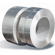 Лента танталовая 0,05 х150 мм ТВЧ фольга(рулон) фото