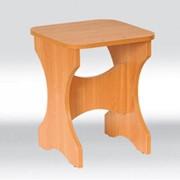 Табуретка деревянная купить, Код: 4612, Табуретка (310х310х440 мм), ПВХ-1,0 фото
