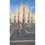 Шоп-тур Милан. Услуги стилиста. фото