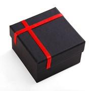 Подарочные коробки с крышкой 83х83х55 мм фото