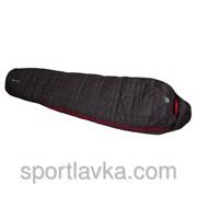 Спальный мешок Sir Joseph Looping II 900/190/-19°C Grey/Red Left 922290 фото