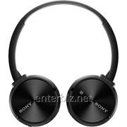 Bluetooth-гарнитура Bluetooth Sony MDR-ZX330BT Black (MDRZX330BT.E) фото