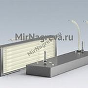 FКварцевая ИК кассета QE 247*62,5*22 мм, 500 Вт/230 В, провод 100 мм фото