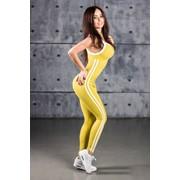 Комбинезон Bona Fide BeMyMuse (Yellow & White), XS фото