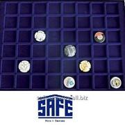 Планшет для монет SAFE Maxi фото