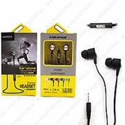Наушники Remax Universal Headset Black (Черный) фото