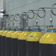 Газообразный азот фото