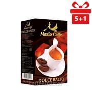 Кофе молотый Mario Caffe Dolce Bacio 250г фото