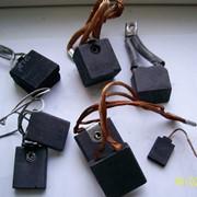 Электро щетки, щеткодержатели фото