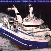 Рыболовецкое судно фото