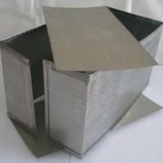 Перфовставки для форм прямоугольные фото