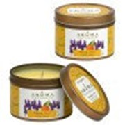 AromaNaturals Свеча Релакс Aroma Naturals - Relaxing Soy VP Tin Small AR02311 80 г фото