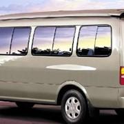 Услуги маршрутных микроавтобусов ТОЙОТА. фото