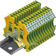 Аксессуар клемма на DIN рейку PBSTR 6/30 Special printing фото