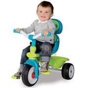 Велосипед трехколесный металлический Baby Driver Confort Sport Smoby 434105 фото