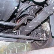 Ремонт ходовой ситемы и подвески грузовиков и прицепов фото