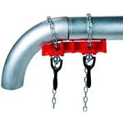 Тиски для сварки труб № 463 от 76 до 219 мм для сварки отводов Ridgid фото