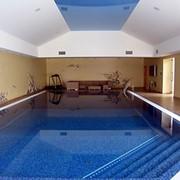 Вентиляция в бассейнах фото