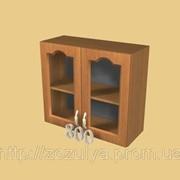 Кухонный блок пленка верхний 800 двери вертик. под стекло фото