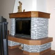 Отделка каминов, Отделка камина Украина Житомир. фото