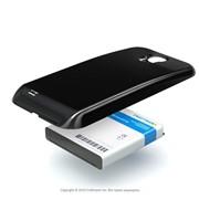 Усиленный аккумулятор (АКБ, батарея) для телефона Samsung Craftmann B600BE фото