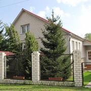 Дом в деревне фото