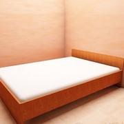 Кровать двухспальная стандарт. Мебель для баз отдыха фото