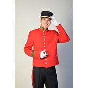 Униформа швейцара фото