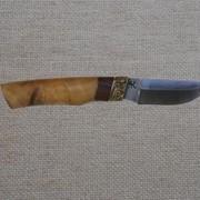 Нож из дамасской стали №40 фото