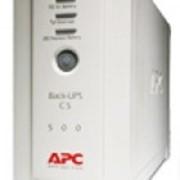 Источник бесперебойного питания APC BK500-RS фото