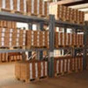Сортировка и хранение грузов фото