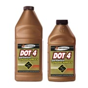 Тормозная жидкость ДОТ4 фото