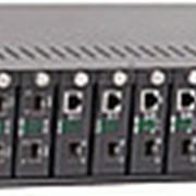 Корзина 2U на 14 устройств (NF-W02L, NFG-W02L, NF-SFP, NFG-SFP), два БП 220VAC R214-A2 фото