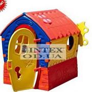Детский игровой домик фото