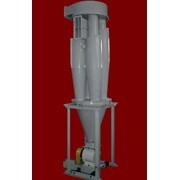 Батарейные установки циклонов У13-У4БЦШ для очистки запыленного воздуха, поступающего из аспирационных и пневмотранспортных сетей, применяются на заготовительных и зерно перерабатующих предприятиях фото