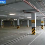 Строительство парковочного комплекса фото