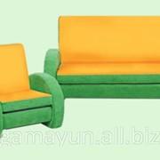 Диван и кресло Мишутка, арт. 004-00820 фото