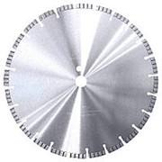 Диск алмазный Ø 350 мм ZHONGZHI (Жонгжи) фото