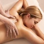 Оздоровительный массаж спины фото