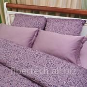 Комплект постельного белья, ткань 100% хлопок, Сатин-Люкс фото