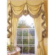 Дизайн и изготовление штор, жалюзи, покрывал, подушек, накидок, балдахинов фото