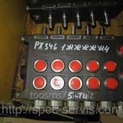Опорный распределитель автокрана КС3577 фото