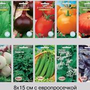 Изготавливаем качественные упаковки для семян под заказ фото