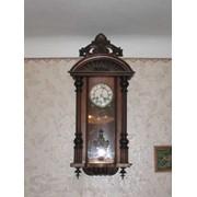 Ремонт старинных часов фото