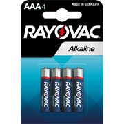 Батарейка Rayovac Alkaline ААА фото