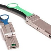 Кабель HP 2M Ext Mini SAS (SFF8088) to Mini SAS (SFF8088) (407339-B21) фото