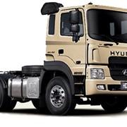 Седельный тягач Hyundai HD500 фото